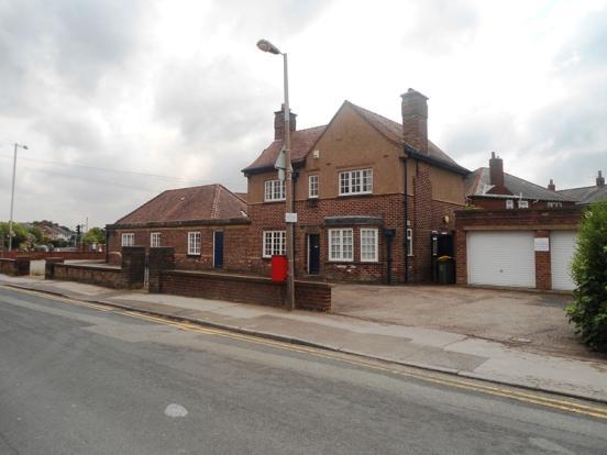 Police Station Penwortham 2