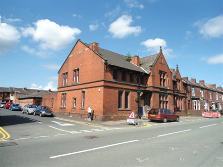 Police Station Warrington Road Pugh