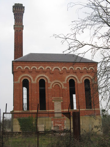 Pumping Station Bassetlaw Dave Pickersgill RSZ