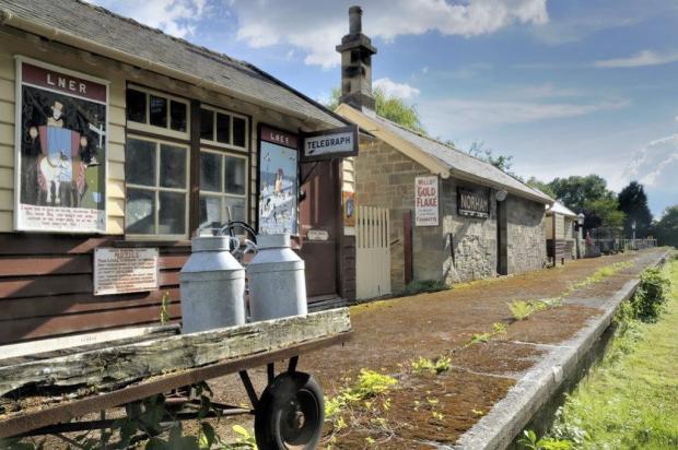 Railway Norham 1