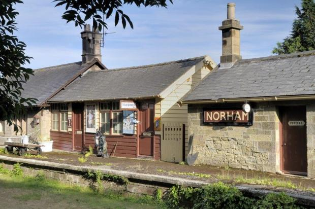 Railway Norham 2