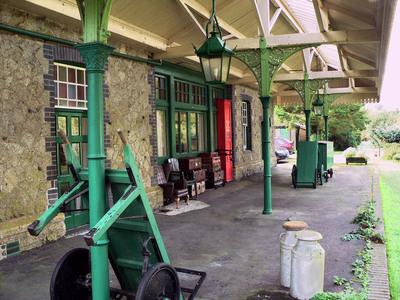 Railway Station Brentor 2 Owner