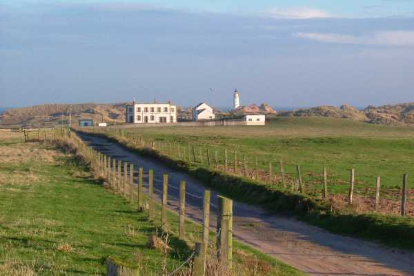 Rattray Head Lighthouse Buildings For Sale Picture 1