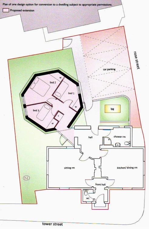 Red House Plan Proposal RSZ