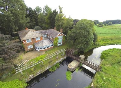 River Lark Lock Keeper's House Balmforth Main Picture