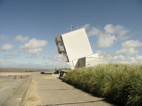 Rossall Point Observation Tower (c) Phil Platt