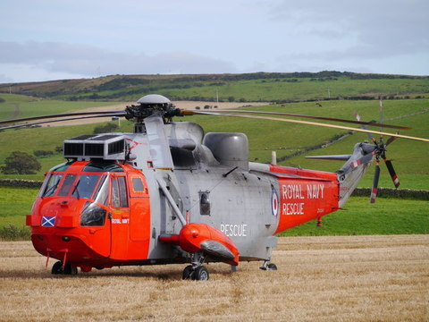 Sea King James T M Towill RSZ