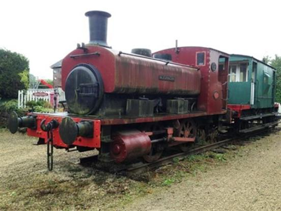 Station Mangotsfield 2
