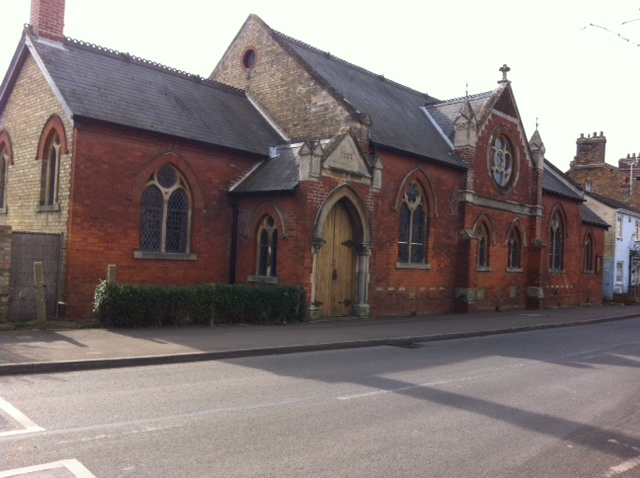 The Old Chapel, New Road, Chatteris, Cambridgeshire, PE16 6BJ