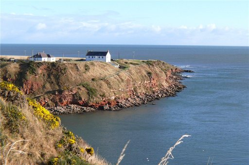 The Old Fishing Station, St Cyrus, By Montrose, DD10 0DQ