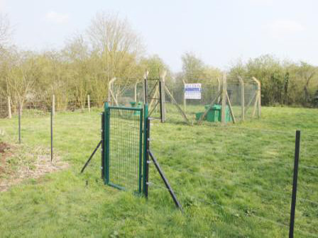 UKWMO Roding Valley Off High Road Chigwell Essex IG7 6BL Fencing