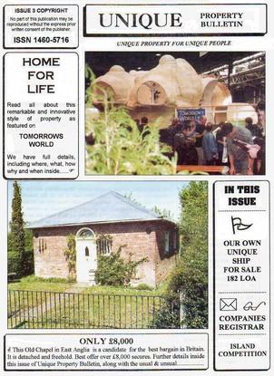 Unique Property Bulletin Original Format