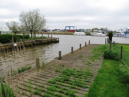 Vessel Berth & Plot and Land off Priory Road, St. Olaves, Norfolk, NR31 9HQ 2