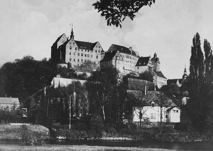 WWII Colditz Castle Prisoner of War Bastion
