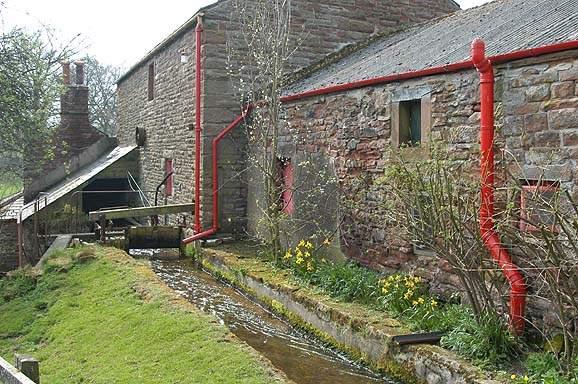 Watermill Salkeld Visit Cumbria