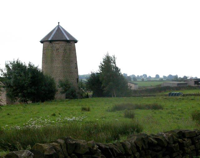 Windmill Matlock Roger Temple