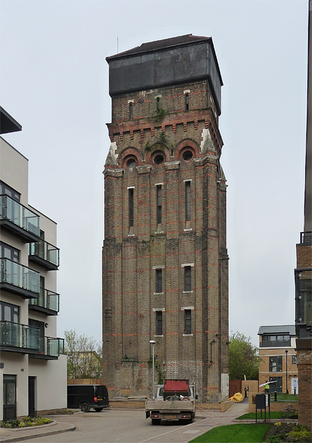 Grand Designs Kennington Water Tower 2 Stephen Richards