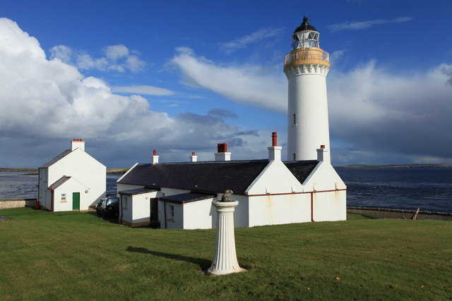 Cantick Head Lighthouse Buildings Calum McRoberts