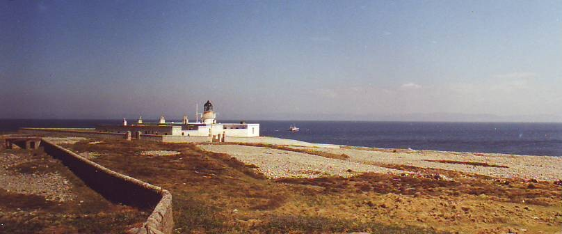 Auction Sale plc Lighthouse Keepers Houses