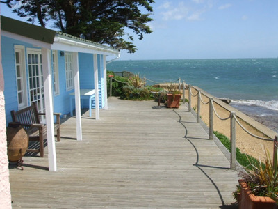 Beach Hut The Ledge Bembridge 2