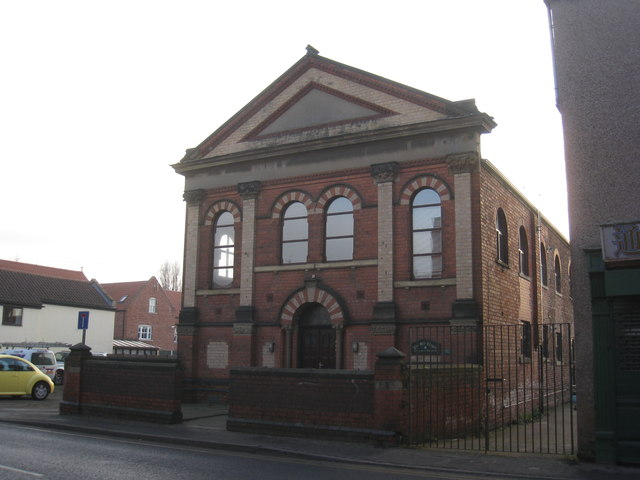 Chapel Thorne Jonathan Thacker