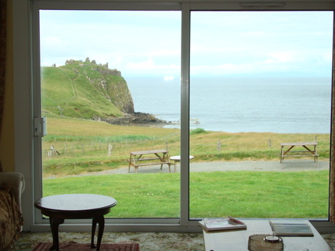 Duntulm Castle View RSZ