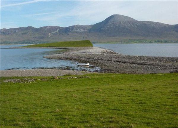 Dorinish Island in Ireland, Once Owned by John Lennon