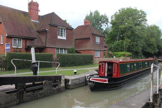 1 Top Lock Cottage, Stockton, Southam, Warwickshire, CV47 8LH Jo Turner