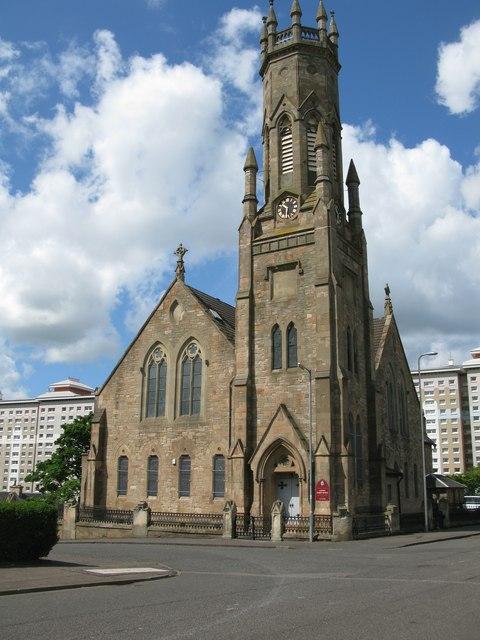 A Clifton Church G Laird