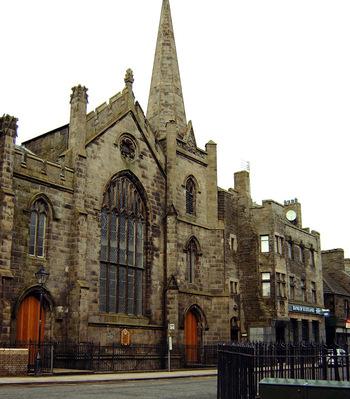A Wick Church
