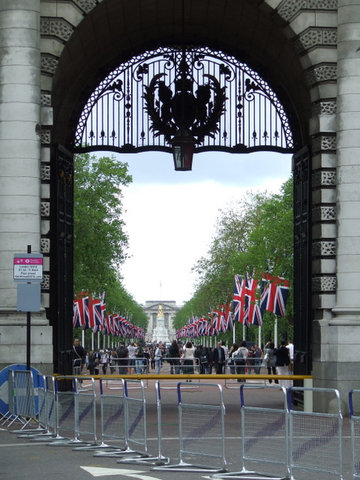 Admiralty Arch Photo Thomas Nugent