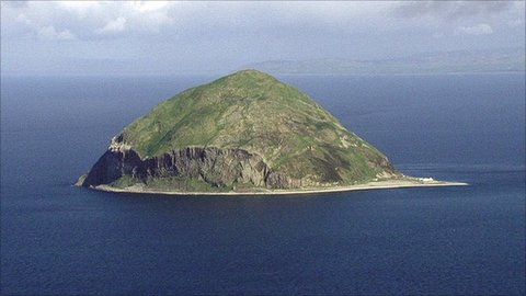 Ailsa Craig Island RSPB Photo 2