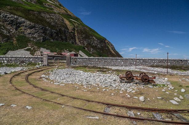 Ailsa Craig Island Railway Seakayak Photos
