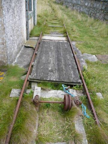 Ailsa Craig Railway Phill Caterall RSZ