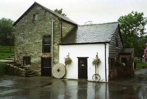 Bacheldre Watermill Martin Bodman