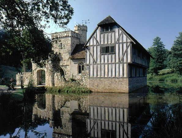 Braylsham Castle, Broad Oak, Heathfield, Sussex