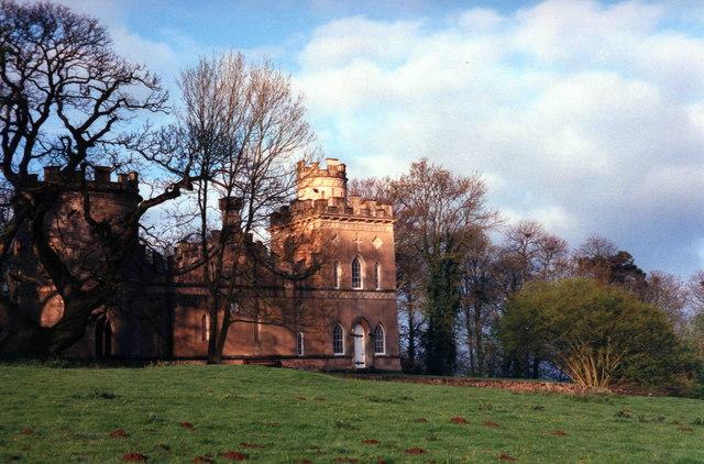 Castle Clytha Peter Barr