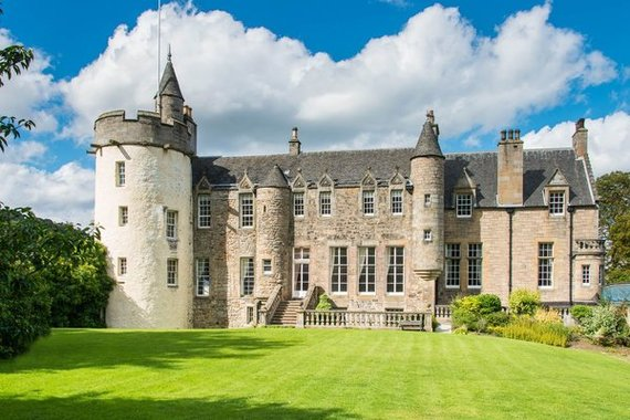 Craigcrook Castle, Ravelston, Edinburgh EH4
