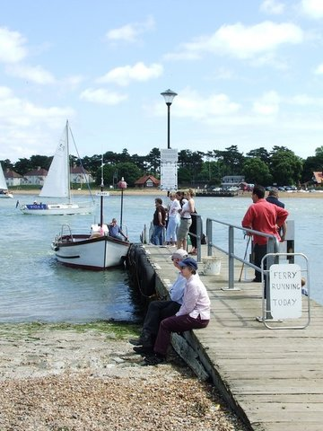 Deben Ferry To Bawsey Photo Keith Evans