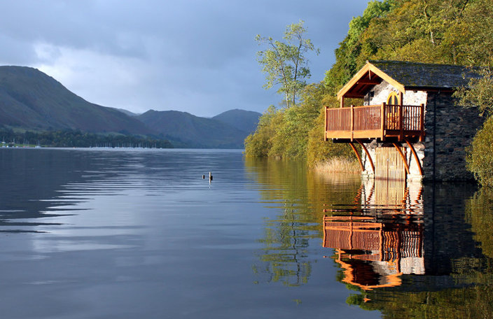 Duke Of Portland Boathouse, Pooley Bridge, Penrith, Cumbria 1