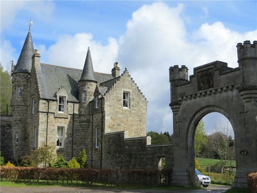 East Lodge, Castle Grant, Grantown on Spey, Morayshire