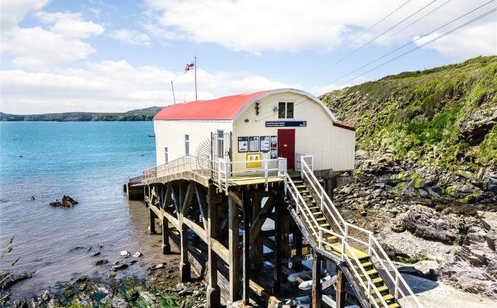 Former Lifeboat Station, St David's, Haverfordwest, Pembrokeshire, SA62 6PY 2