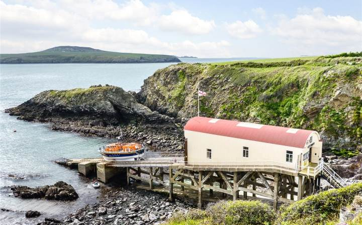 Former Lifeboat Station, St David's, Haverfordwest, Pembrokeshire, SA62 6PY 3