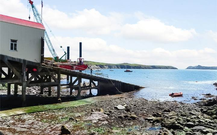 Former Lifeboat Station, St David's, Haverfordwest, Pembrokeshire, SA62 6PY 9m
