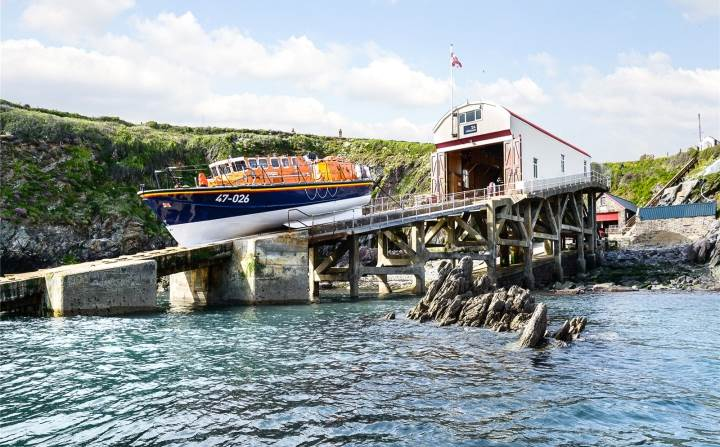 Former Lifeboat Station, St David's, Haverfordwest, Pembrokeshire, SA62 6PY MAIN 3
