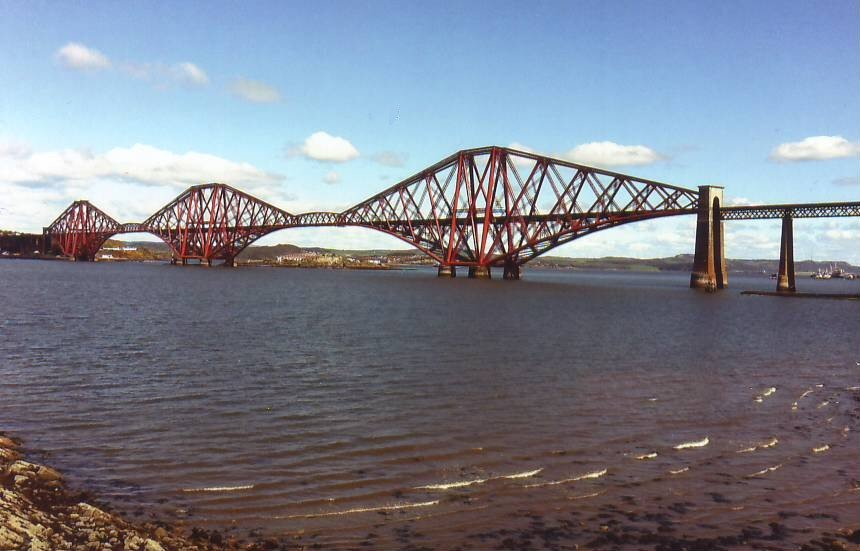 Forth Rail Bridge Photo Unique Property Bulletin Competition Result