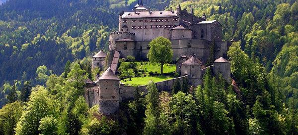 Hohenwerfen Castle Hotel