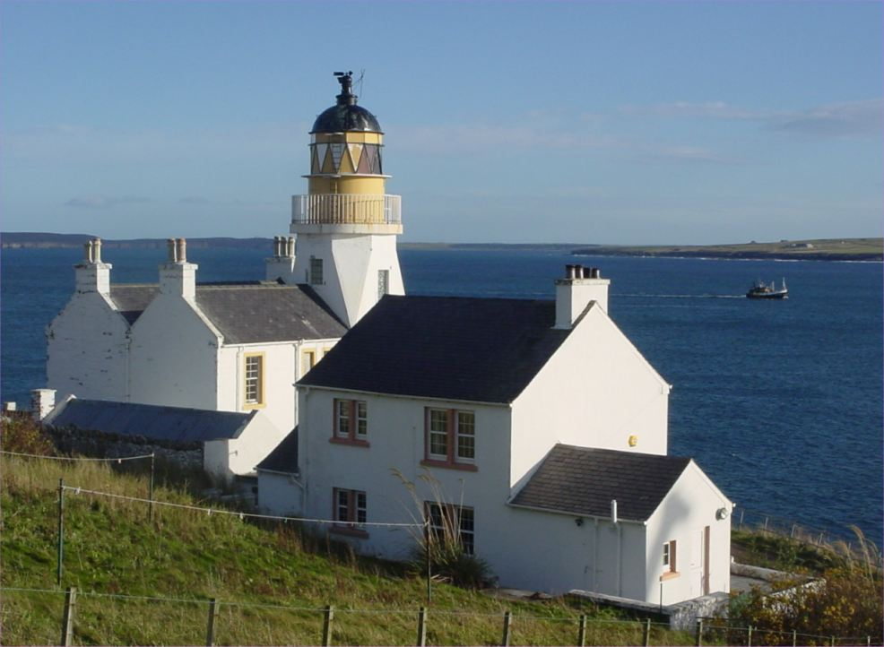 Holborn Head Lighthouse Keeper's Cottage, Scrabster