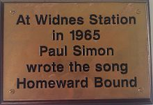 Homeward Bound - Widnes Train Station Little Chris