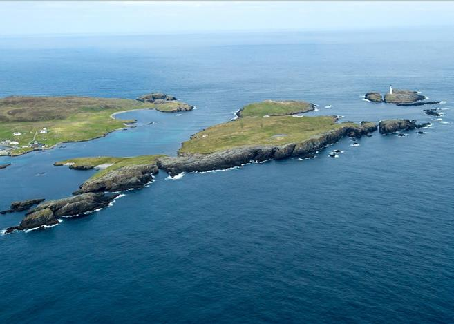 Isle of Grunay, Out Skerries, Shetland, ZE2 MAIN 2